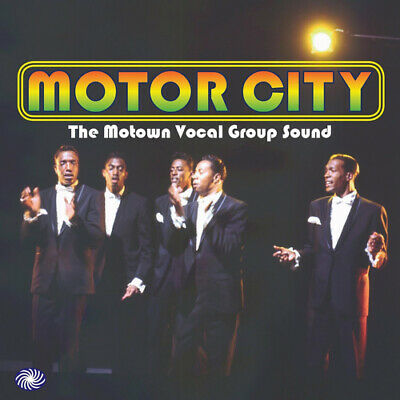 Various Artists : Motor City: The Motown Vocal Group Sound CD 3 discs (2015)