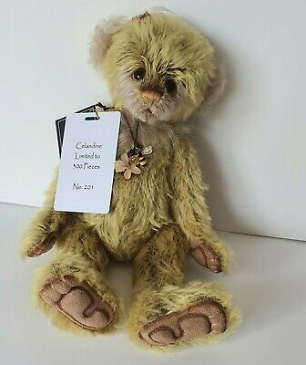 Charlie Bears Celandine - Isabelle Lee Collection - Ltd Edt # 201- Mohair -2019
