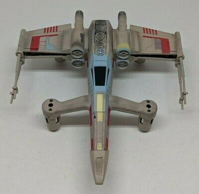 Propel SW-1977R Star Wars T-65 X-Wing Battle Quadcopter DRONE ONLY NO REMOTE