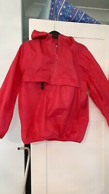 Girls Next Raincoat Jacket Pink age 8