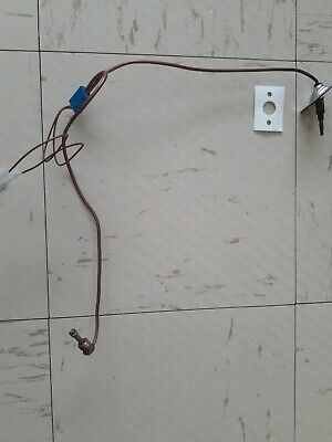 Cannon Coleridge Room Heater Thermocouple; Manufacturer's Part No. 24768