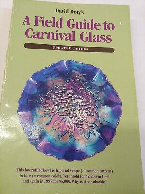 A Field Guide To Carnival Glass