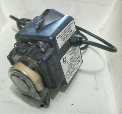 Stenner Peristaltic Pump, M201LC, Chemical,  Water Treatment, Boiler Feed.