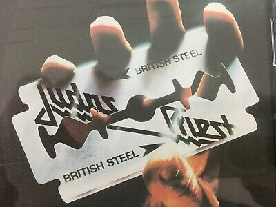 JUDAS PRIEST - British Steel CD Columbia / Sony Australia Pressing CDCBS 84160