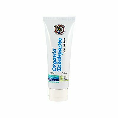 Riddells Creek Toothpaste Natural Sensitive - 100g Australian Made