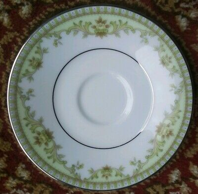 Contemporary Fine China by Noritake Raleigh #2487