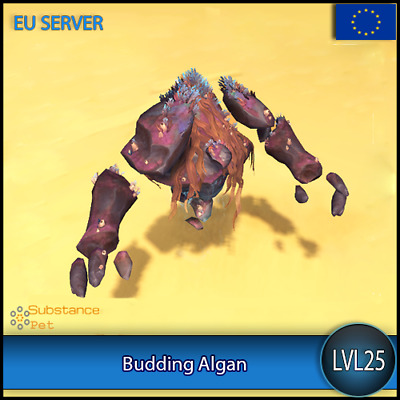 Budding Algan lvl25 Pet BFA | All Europe Server | WoW Warcraft Loot