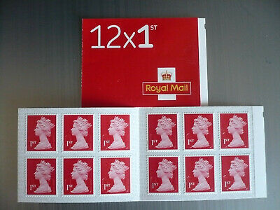12 X FIRST class Royal Mail stamps RRP £8 40 - £6 50