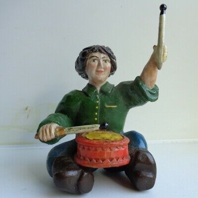 Wooden toy of the 19th century.  100 % original