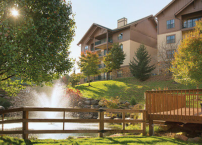 Wyndham Smoky Mountains, 2 Bedroom Lockoff, Sleeps 8, October 3-6