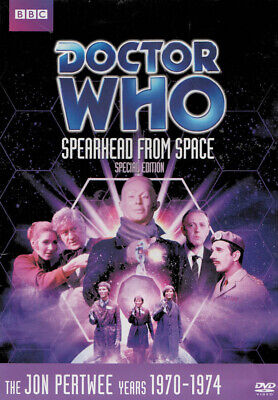 Doctor Who - Spearhead from Space (1970-1974) New DVD