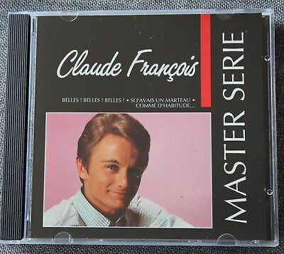 Claude François, master serie vol 1 - Best of, CD
