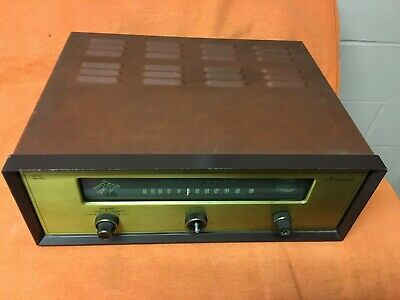 Fisher FM 100 Stereo FM Tube Tuner