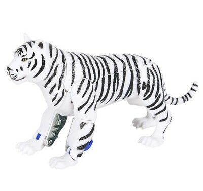 """5/"""" TIGER ANIMAL ROBOT FIGURE TRANSFORMERS DISTORTION ROBOTS IN DISGUISE AGE 8+"""