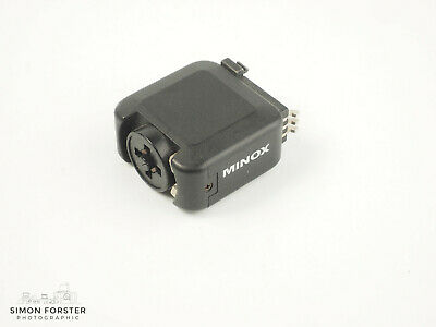 Minox FE4 Flash Cube Attachment For Minox EC