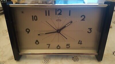 Vintage Mechanical Alarm Clock/Wind-up desk alarm clock from China. Old China Di