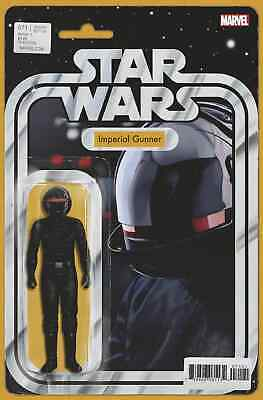 Star Wars 71 John Tyler Christopher Action Figure Variant Nm