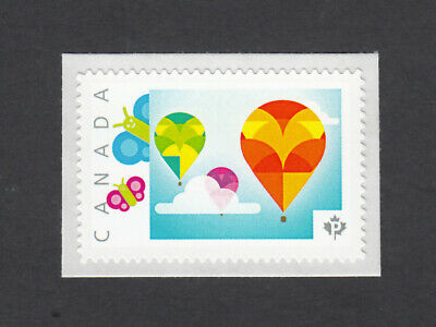 HOT AIR BALLOONS = Canada Post PICTURE POSTAGE = Canada 2012 Mint [cp103]