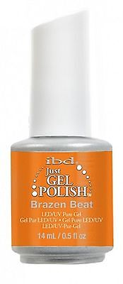 ibd Just Gel Polish Brazen Beat LED / UV Pure gel # 57080