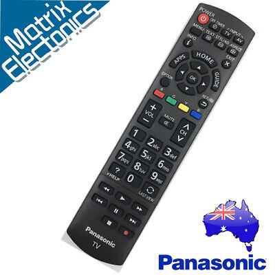 Genuine PANASONIC TV Remote Control N2QAYB000934 For TH-50AS640A,TH-60AS640 New