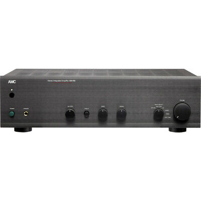 XIA150B 150Wrms Per Channel Stereo Amp High Current - Black - Amc Power Output: