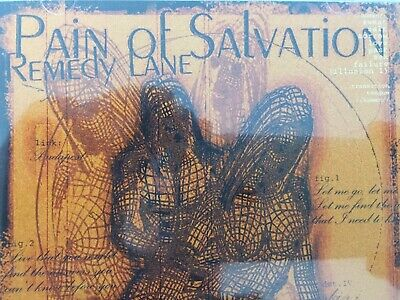 PAIN OF SALVATION - Remedy Lane CD 2002 Insideout AS NEW!