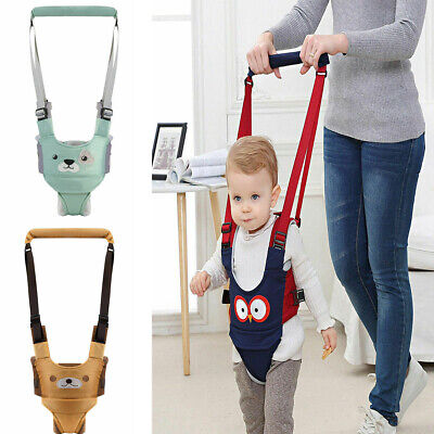 Baby Toddler Learn Walking Belt Walker Wing Helper Assistant Safety Harness Mew