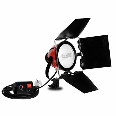 NiceFoto RDG-800A 800W 3200K Spot Light Studio Continuous Lighting With Dimmer