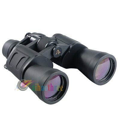 SAKURA 50mm Tube 10x-180x100 Super Zoom HD Night Vision Waterproof Binoculars