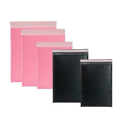 10X Pastel Pink Bubble Mailers Padded Bags Shipping Mailing Self Seal Envelopes