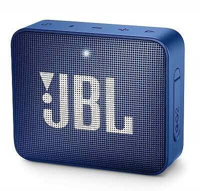 Jbl Go2 Bluetooth Speaker Cassa Usb Aux In Musica Diffusore Audio Portatile Blue