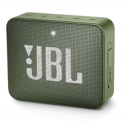 Jbl Go2 Bluetooth Speaker Cassa Usb Aux In Musica Diffusore Audio Portatile Mltr