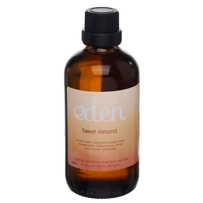Sweet Almond Essential 100ml Fragrance Essential Bath Carrier Oil Aromatherapy