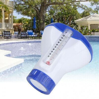 Swimming Pool Spa Chemical Floater Floating Tablet Chlorine Dispenser Applicator