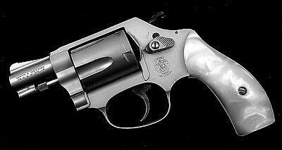 MOTHER OF PEARL Smith & Wesson J Frame Grips - $599 99 | PicClick