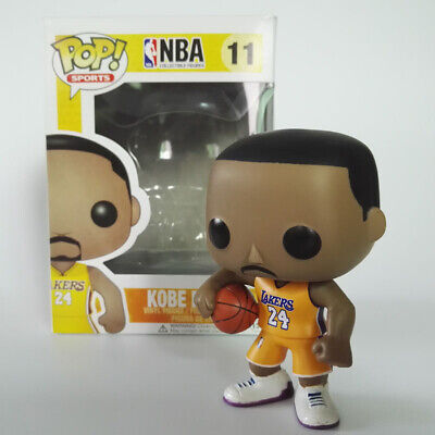 New Toy NBA Collectible Authentic - #11 Kobe Bryant Lakers Vinyl Figure