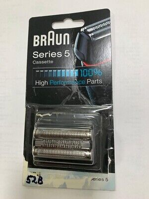 Braun 52B Series 5 Shaver Foil Cutter Head Cassette 5050 5070 5090 5040 5020 New