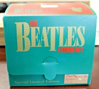 The Beatles Anthology Special Limited Edition #56
