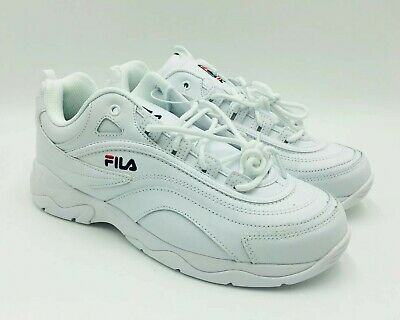 Details about New Fila Disruptor Ray Run Sneakers White FS1SIB1020X_WWT Women Shoes Size 4 10