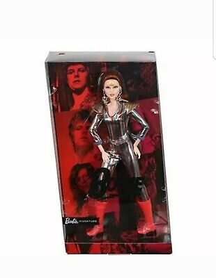 David Bowie Barbie Doll 2019 Limited Edition Ziggy Stardust