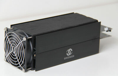 Gridseed G-Blade (Litecoin LTC ASIC Scrypt miner) - 5.2 MH/s - 120 W, with PSU