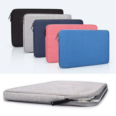 Shockproof Notebook Case Sleeve Laptop Bag Cover Protector For MacBook Lenovo