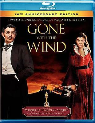 Gone With the Wind (Blu-ray Disc, 2009)