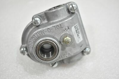 Tolomatic 01090100 1:1 Right Angle Gearbox Float-A-Shaft