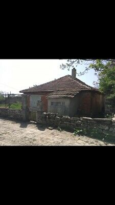 Bulgaria bulgarian house for full repair land freehold in Spasoovo 22 km 2 sea