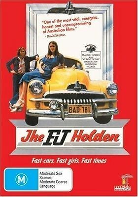 The FJ Holden (DVD, 2005)   AUSTRALIAN MOVIE NEW AND SEALED
