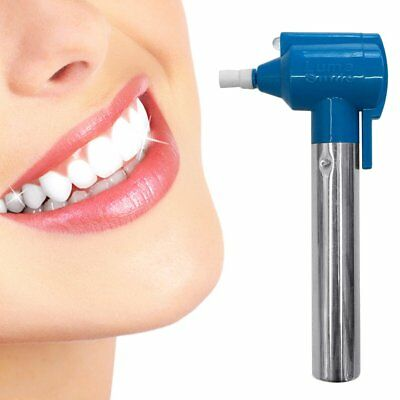 Electric Dental Teeth Cleaning/Oral/Tool/Tooth Polisher/Stain Plaque Remover~ kz