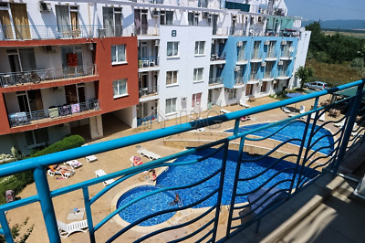 Penthouse with 3 bedrooms, 2 bathrooms in Sunny Day 3, Sunny Beach - Ref. 6681
