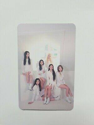 Loona Xx Limited Group Photocard Kpop Girl Of The Month