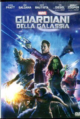 GUARDIANI DELLA GALASSIA vol. 1 DVD marvel